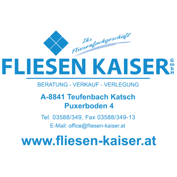 Logo Fliesen Kaiser GmbH